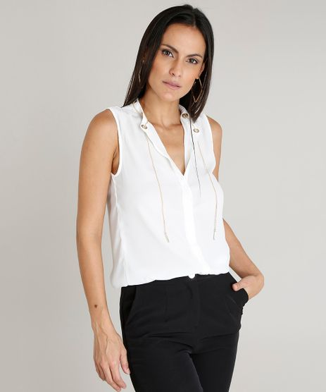 Regata-Feminina-com-Ilhos-e-Corrente-Decote-Redondo-Off-White-9371050-Off_White_1
