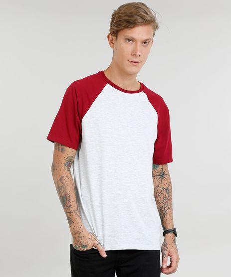 Camiseta-Masculina-Raglan-Basica-Manga-Curta-Decote-Careca-Cinza-Mescla-Claro-8808223-Cinza_Mescla_Claro_1