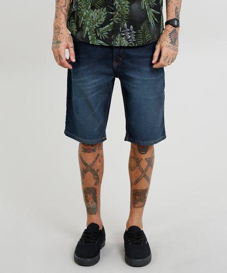 Bermuda-Jeans-Masculina-Slim-Azul-Escuro-9251308-Azul_Escuro_1