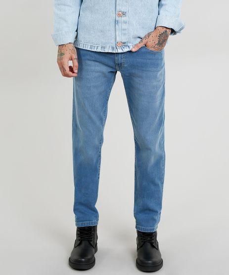 Calca-Jeans-Masculina-Slim-Azul-Medio-8514779-Azul_Medio_1