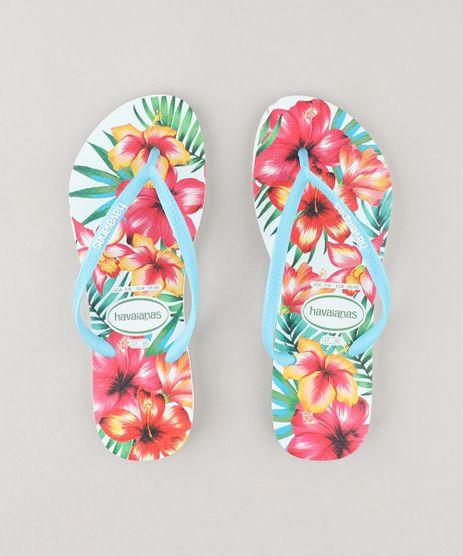 Chinelo-Feminino-Havaianas-Slim-Estampado-Floral-Branco-9250222-Branco_1
