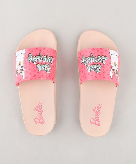 Chinelo-Slide-Infantil-Barbie-Rose-9470368-Rose_1