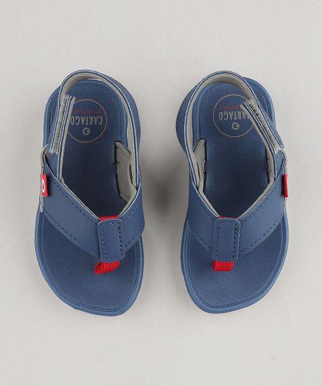 Chinelo-Infantil-Cartago-com-Tira-Azul-Marinho-9470390- a992e90820da7