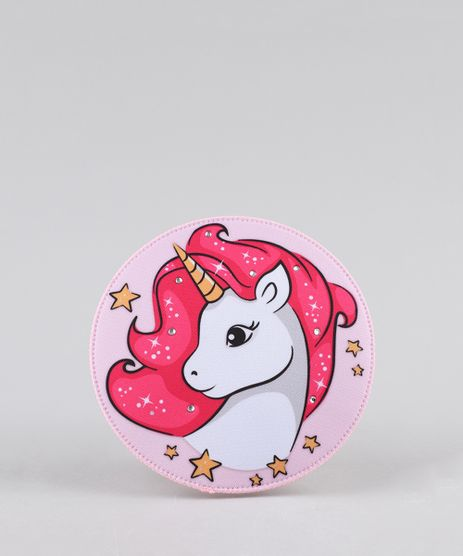 Bolsa-Infantil-Redonda-de-Unicornio-Rosa-Claro-9442526-Rosa_Claro_1