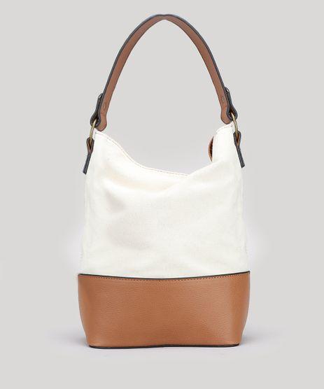 Bolsa-Hobo-Feminina-Bicolor-com-Alca-Transversal-Removivel-Caramelo-9360796-Caramelo_1