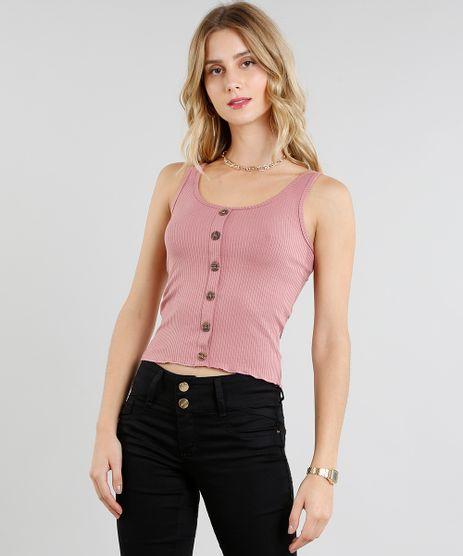 Regata-Feminina-Canelada-Cropped-com-Botoes-Rose-9257473-Rose_1