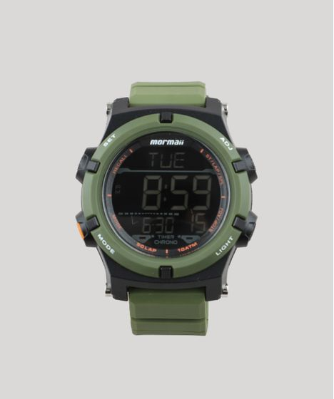 ab77002a2075e Relogio-Digital-Mormaii-Masculino---MO1192AD8V-Verde-9507962- ...