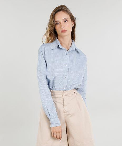 Camisa-Feminina-Mindset-Maquinetada-Oversized-Manga-Longa-Azul-Claro-9521817-Azul_Claro_1