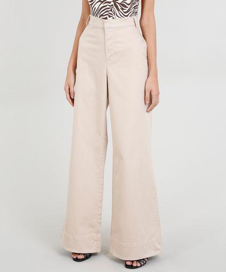 Calca-Pantalona-Feminina-Mindset-Alfaiatada-Bege-9521819-Bege_1