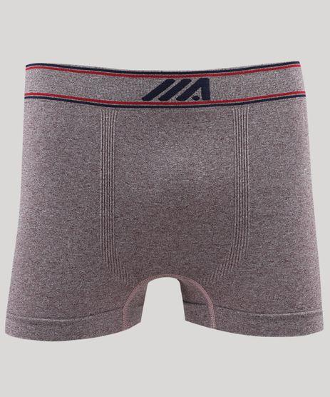 20e7a2fba Cueca-Boxer-Masculina-Mescla-Sem-Costura-Ace-em-