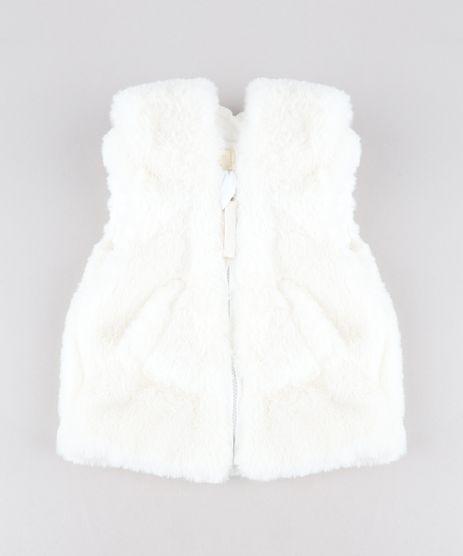 Colete-Infantil-em-Pelo-com-Capuz-com-Orelhinhas-Off-White-9356980-Off_White_1
