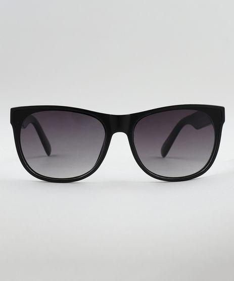 75aadcf1877 Oculos-de-Sol-Quadrado-Feminino-Oneself-Preto-9510030-