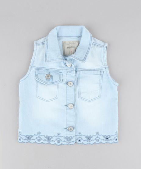 Colete-Jeans-Infantil-com-Bordado-Azul-Claro-9419196-Azul_Claro_1