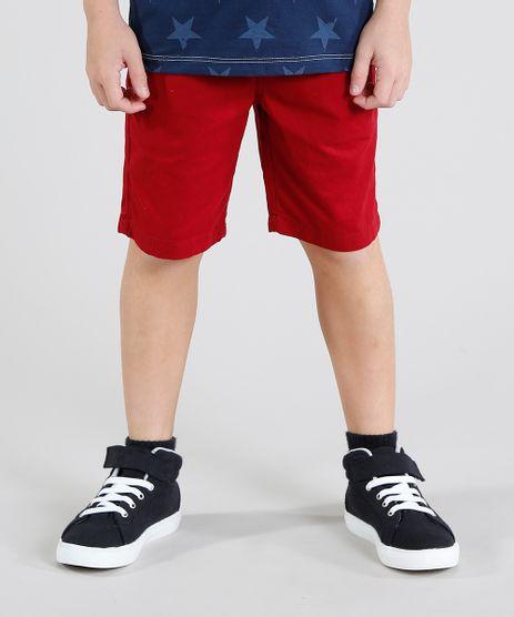 Bermuda-Color-Infantil-Reta-com-Cordao-Vermelha-9444328-Vermelho_1