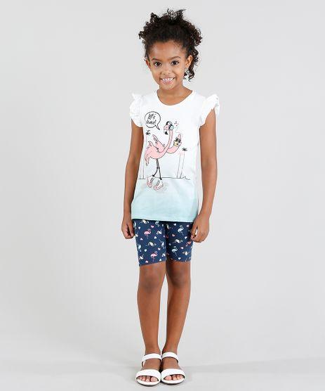 Conjunto-Infantil-de-Regata-com-Babado-Off-White---Bermuda-Estampada-de-Flamingo-Azul-Marinho-9447899-Azul_Marinho_1