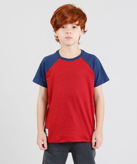 Camiseta-Infantil-Raglan-Manga-Curta-Gola-Careca-Vermelha-9439048-Vermelho_1