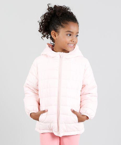 Jaqueta-Infantil-Puffer-com-Capuz-Rose-9348544-Rose_1
