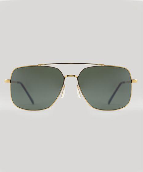 Oculos-de-Sol-Quadrado-Unissex-Oneself-Dourado-9505049-Dourado_1