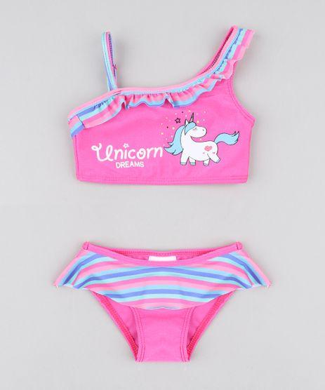 Biquini-Infantil-Unicornio-com-Babado-Protecao-UV50--Pink-9419672-Pink_1