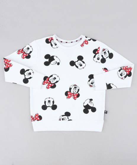 Blusao-Infantil-Minnie-e-Mickey-Estampado-em-Moletom-Off-White-9409739-Off_White_1