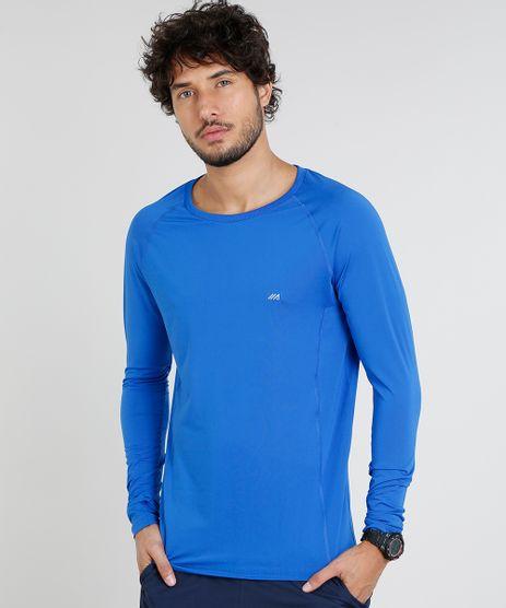 Camiseta-Masculina-Esportiva-Ace-com-Protecao-UV50--Manga-Longa-Gola-Redonda-Azul-Royal-8285743-Azul_Royal_1