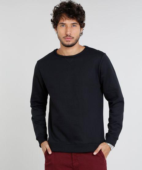 Blusao-Masculino-Basico-em-Moletom-Preto-9467270-Preto_1