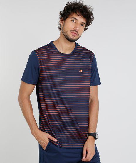 Camiseta-Masculina-Esportiva-Ace-com-Listras-Manga-Curta-Gola-Careca-Azul-Marinho-9436200-Azul_Marinho_1