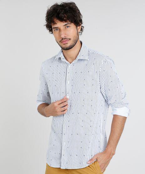Camisa-Masculina-Comfort-Listrada-Manga-Longa-Branca-9253938-Branco_1