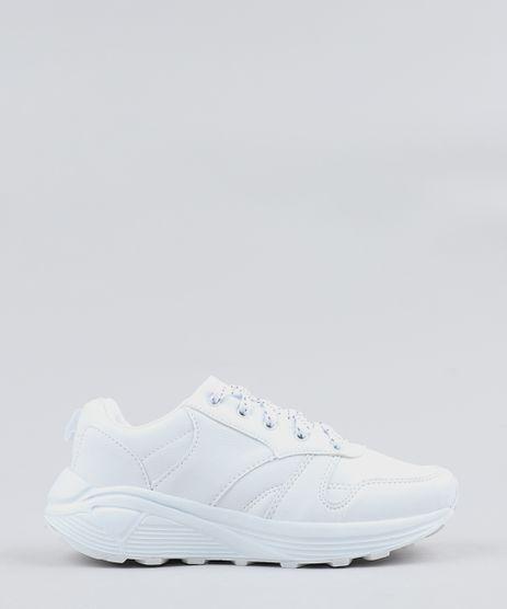 6ffce1b246 Tenis-Feminino-Chunky--Branco-9258830-Branco 1