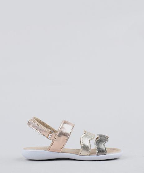Sandalia-Infantil-Metalizada-Bege-9439053-Bege_1