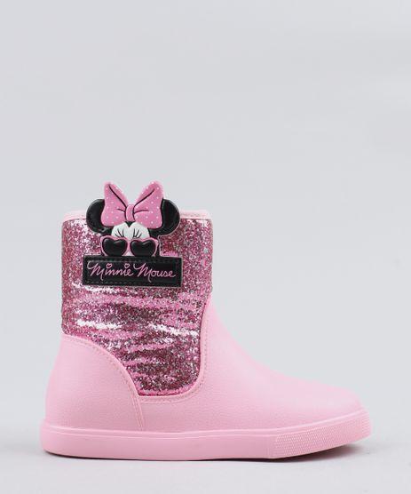 Bota-Galocha-Infantil-Grendene-Minnie-com-Glitter-Rosa-9471304-Rosa_1