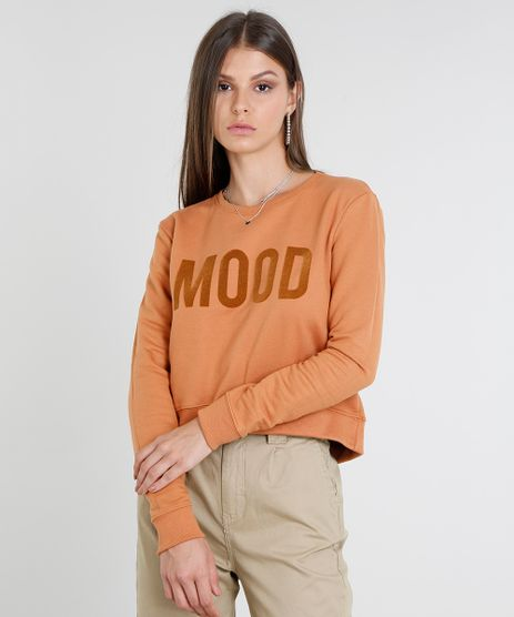 Blusao-Feminino-Cropped--Mood--em-Moletom-Caramelo-9461073-Caramelo_1