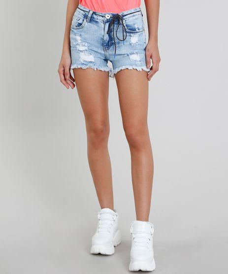 Short-Jeans-Feminino-Reto-Destroyed-com-Cadarco-Azul-Claro-9463414-Azul_Claro_1