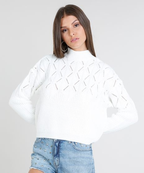 Sueter-Feminino-Cropped-Amplo-em-Trico-Gola-Alta-Off-White-9350507-Off_White_1