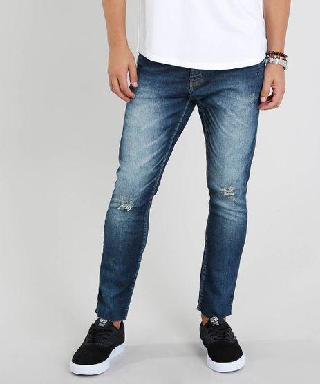 Calca-Jeans-Masculina-Carrot-Cropped-Azul-Escuro-9439589-Azul_Escuro_1
