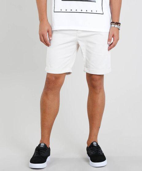 Bermuda-de-Sarja-Masculina-Reta-com-Cadarco-Off-White-9450099-Off_White_1