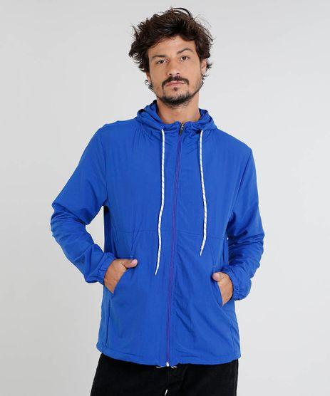 Jaqueta-Corta-Vento-Masculina-com-Capuz-Azul-Royal-9307571-Azul_Royal_1