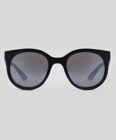 Oculos-de-Sol-Redondo-Feminino-Oneself-Marrom-9493417-Marrom_1