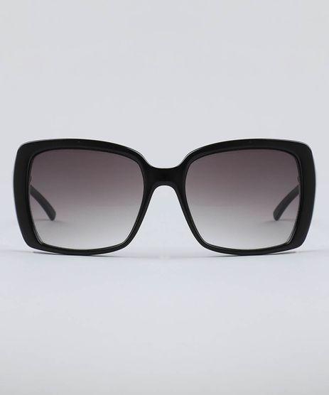 2cdacacba9d39 Oculos-de-Sol-Quadrado-Feminino-Oneself-Preto-9493429-