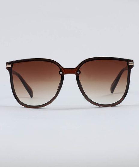 Oculos-de-Sol-Quadrado-Feminino-Oneself-Marrom-9524235-Marrom_1