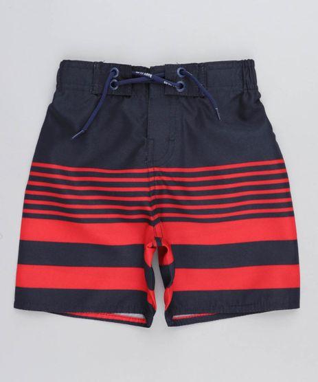 Bermuda-Surf-Infantil-com-Listras-Azul-Marinho-9435459-Azul_Marinho_1