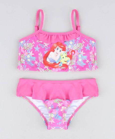 Biquini-Infantil-Pequena-Sereia-Ariel-com-Babado-Protecao-UV50--Rosa-9421496-Rosa_1