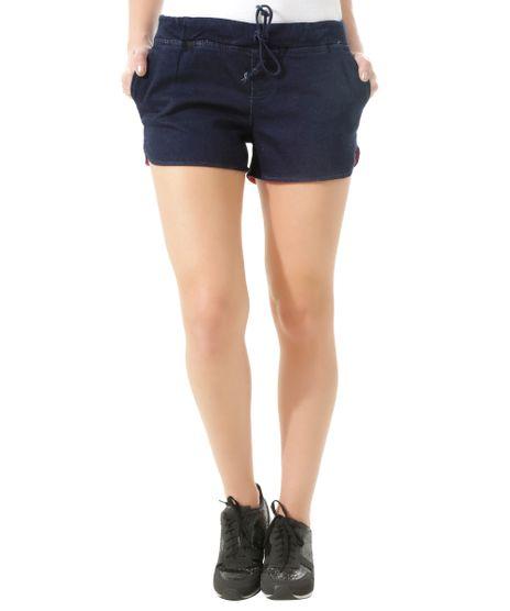 Short-Jeans-em-Moletom-Azul-Escuro-8370106-Azul_Escuro_1