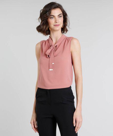 Regata-Feminina-com-Gola-Laco-Rose-9415975-Rose_1