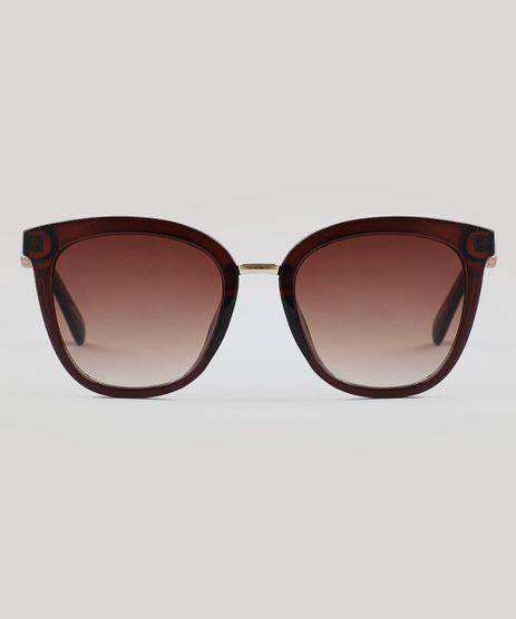 Oculos-de-Sol-Quadrado-Feminino-Oneself-Marrom-9524226-Marrom_1