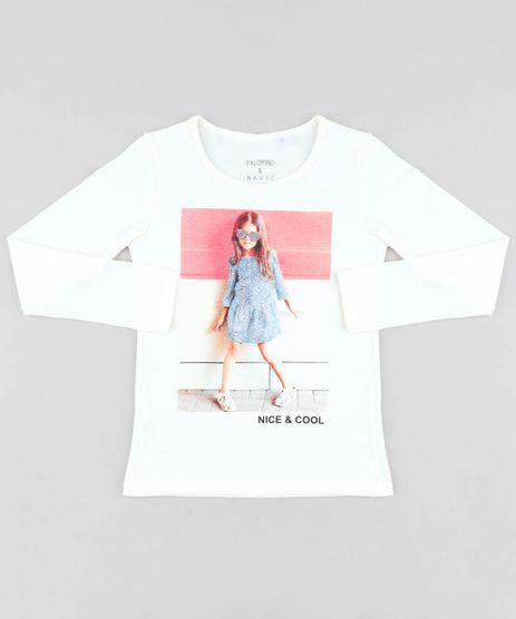 Blusa-Infantil-Menina-com-Glitter-Manga-Longa-Decote-Redondo-Off-White-9412210-Off_White_1