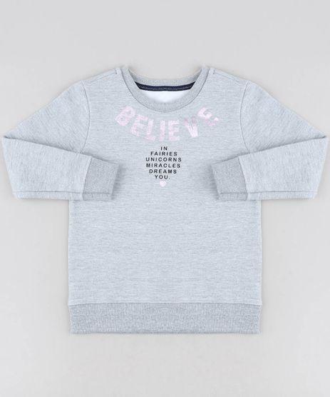 Blusao-Infantil--Believe--em-Moletom-Decote-Redondo-Cinza-Mescla-9441309-Cinza_Mescla_1