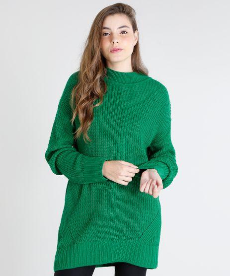 Blusao-em-Trico-Feminino-Mindset-Longo--Verde-9548121-Verde_1