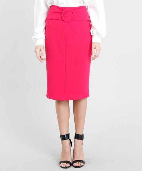 Saia-Lapis-Feminina-Mindset-Midi-com-Cinto-Pink-9559656-Pink_1