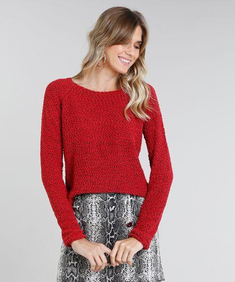 Sueter-Feminino-em-Trico-Vermelho-9338962-Vermelho_1